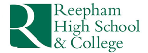 Reepham High School logo