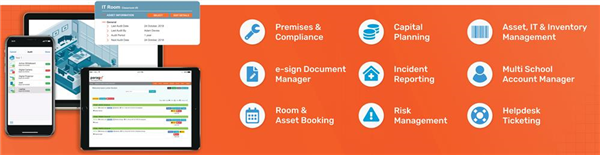 Features of school asset management